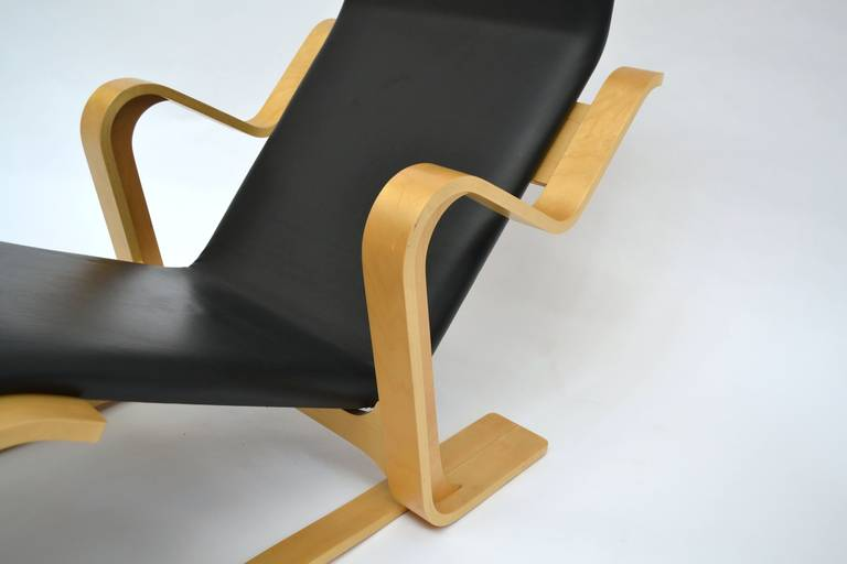 Chaise longue relax by marcel breuer for gavina at 1stdibs for Chaise longue relax