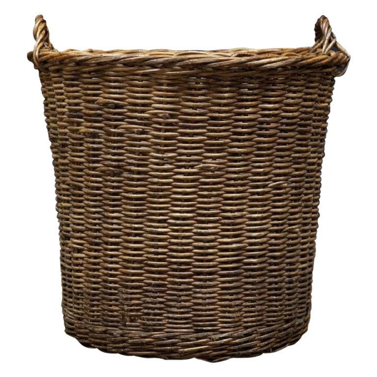 Mill Basket At 1stdibs