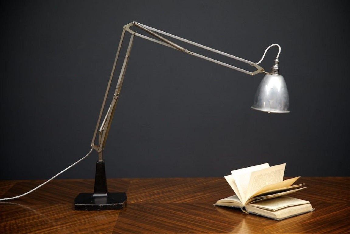 Large Anglepoise Lamp At 1stdibs