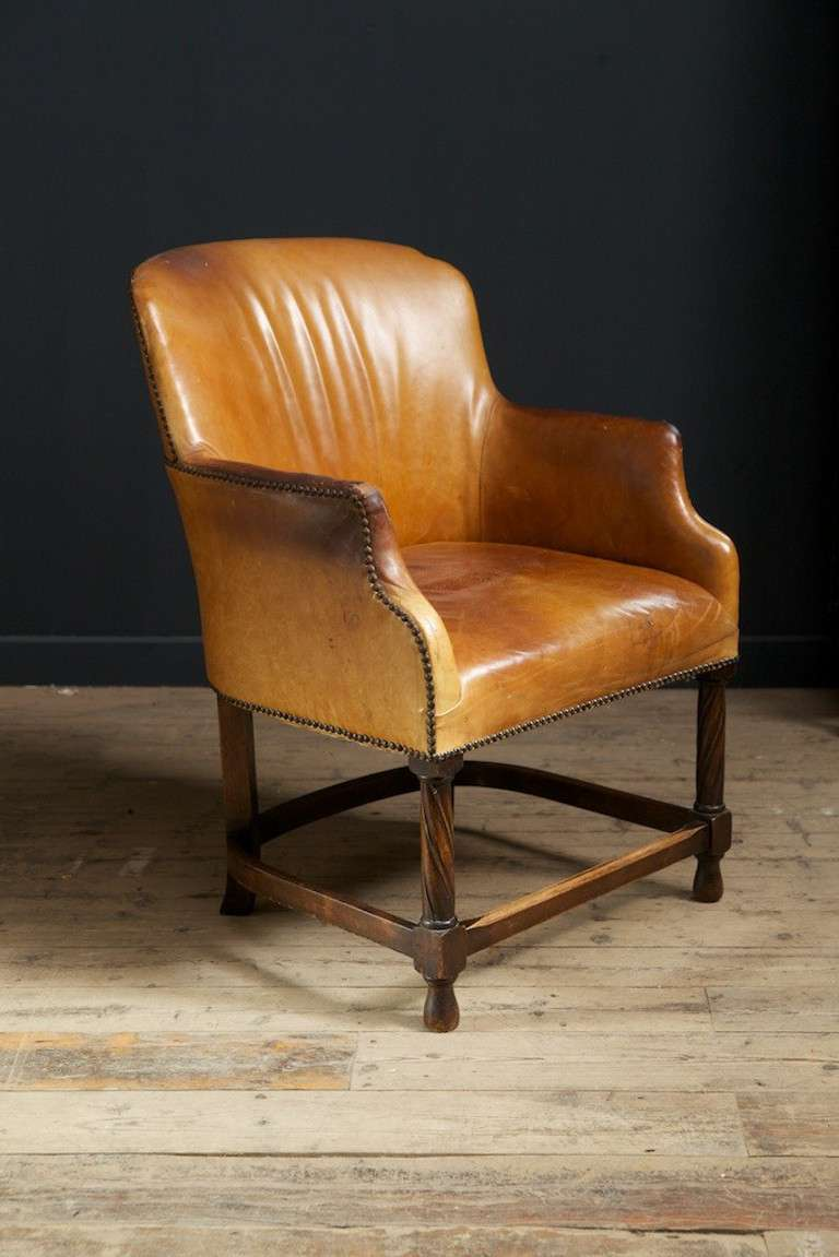 this leather tub chair is no longer available