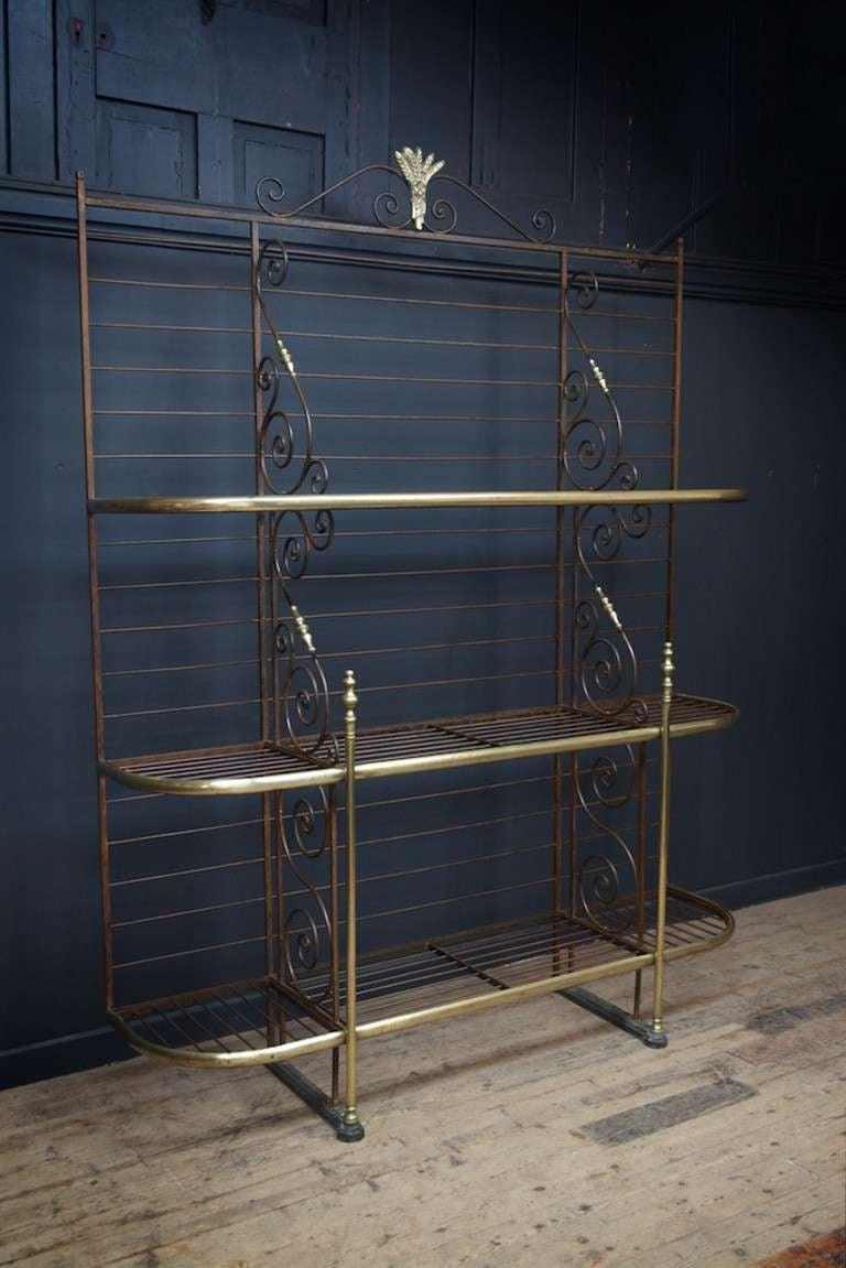 boulanger 39 s display stand at 1stdibs. Black Bedroom Furniture Sets. Home Design Ideas