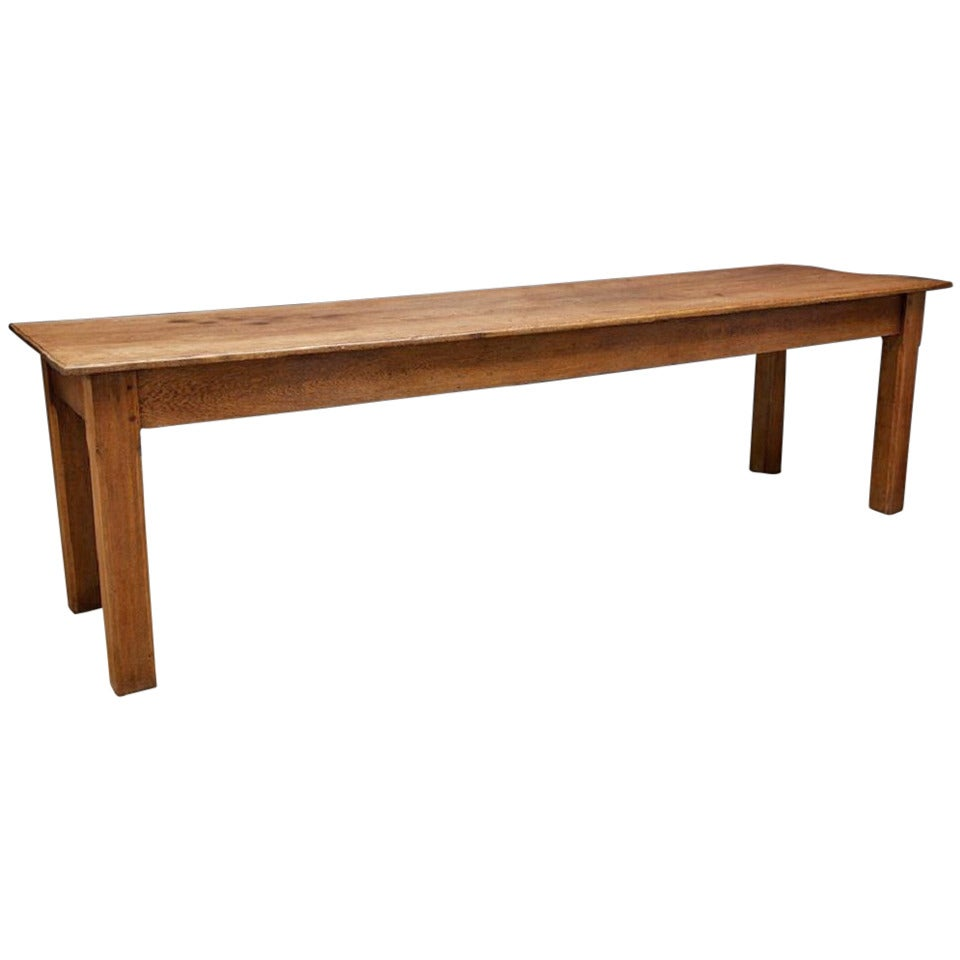 Refectory Table At 1stdibs
