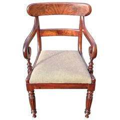 Antique Dining / Desk / Carver / Library Chair