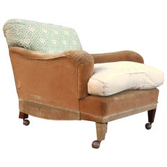 Good comfortable small Bridgewater made by Howard and Sons circa 1950