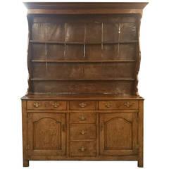 Early Oak Dresser