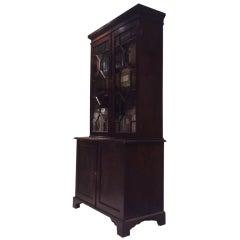 Small Georgian Bookcase