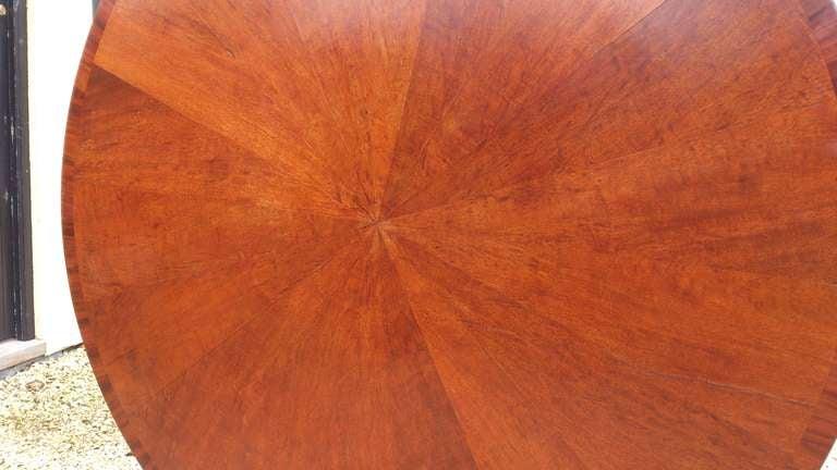 Finest Mahogany CenterBreakfast Table For Sale at 1stdibs : 53inchwideBreakfastTable10l from www.1stdibs.com size 768 x 432 jpeg 36kB