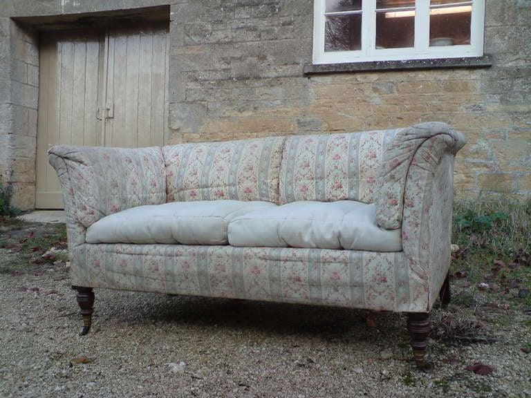 Antique Sofa Down Feather Cushions 3