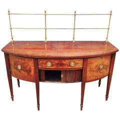 George III Period Antique Sideboard