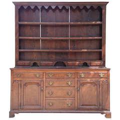 Early English Oak Dresser