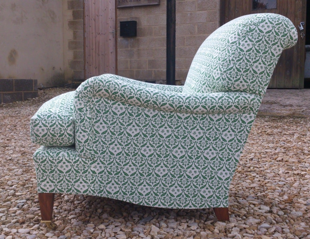 Beech Howard Chairs Deep Seated Bridgwater Chair For Sale