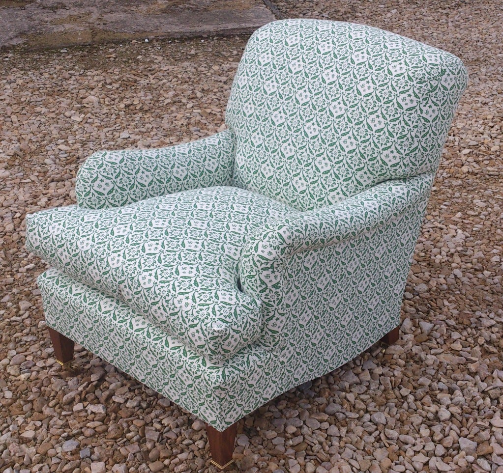 Howard Chairs Deep Seated Bridgwater Chair For Sale 2