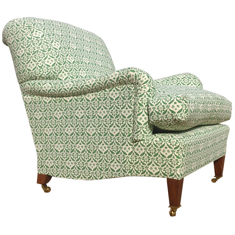 Howard Chairs Deep Seated Bridgwater Chair For Sale