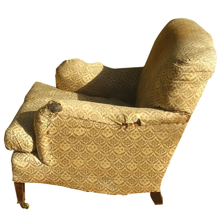 Antique Chair By Howard And Sons Quot Bridgewater Quot Model At