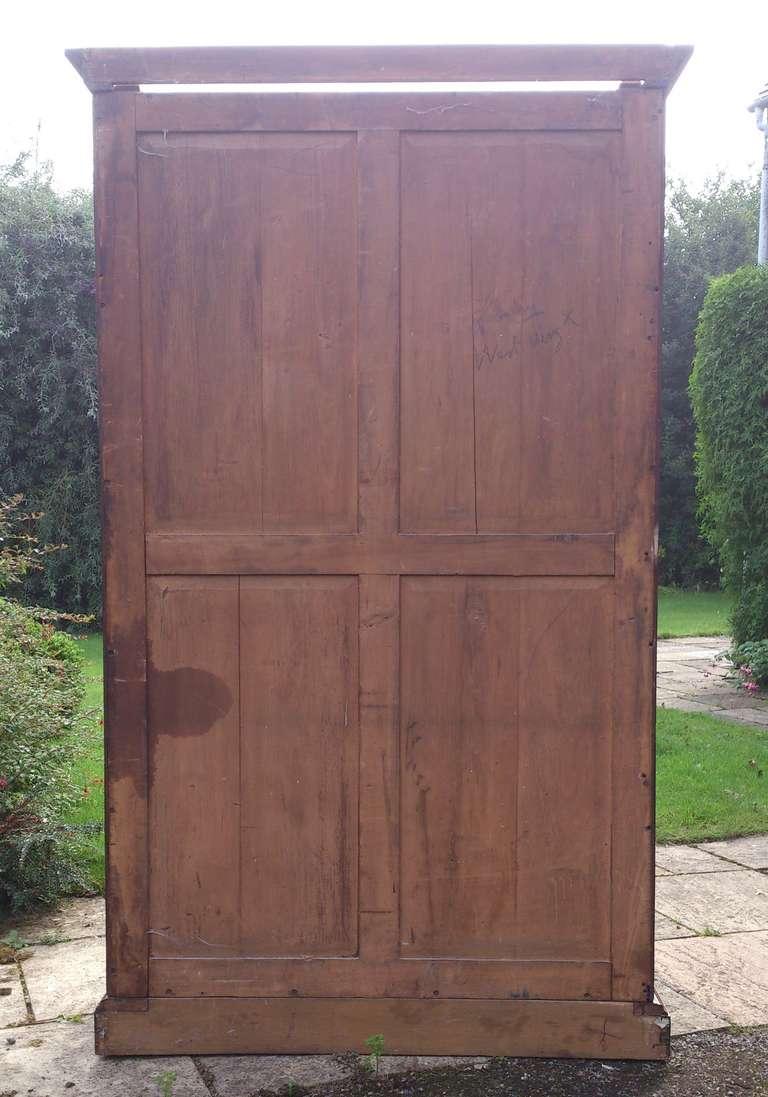 antique wardrobe for sale at 1stdibs. Black Bedroom Furniture Sets. Home Design Ideas