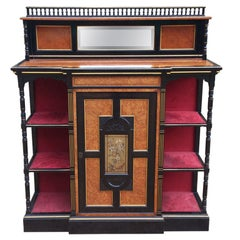 Important Art & Crafts Cabinet by Marsh Jones and Cribb