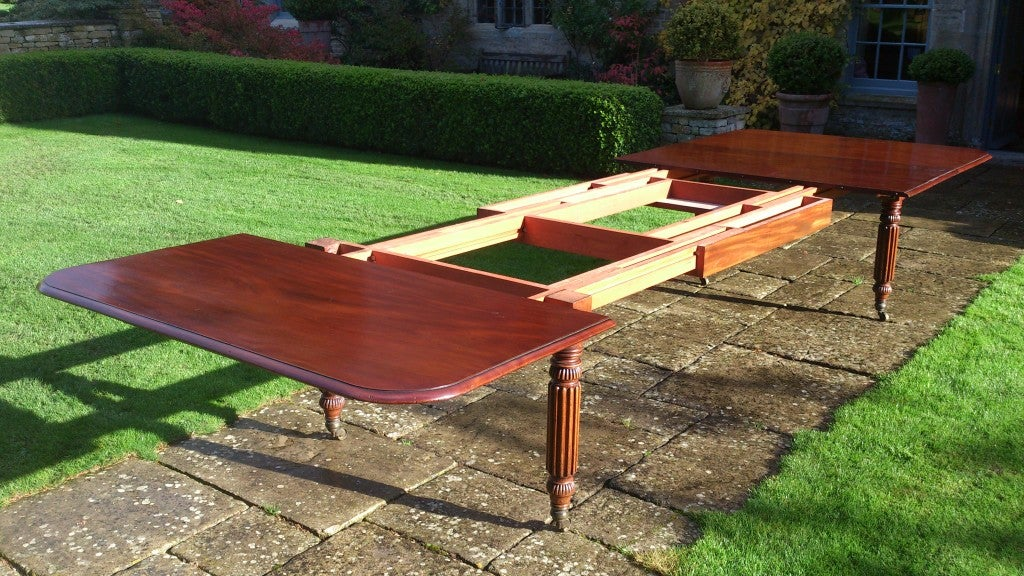 this regency antique dining table 14 feet long is no longer available
