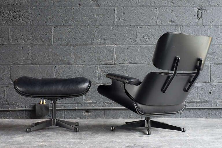 rare eames lounge chair u0026 ottoman 2