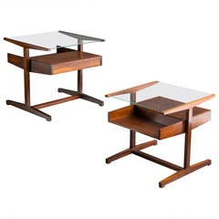 Mid-Century Brazilian End Tables