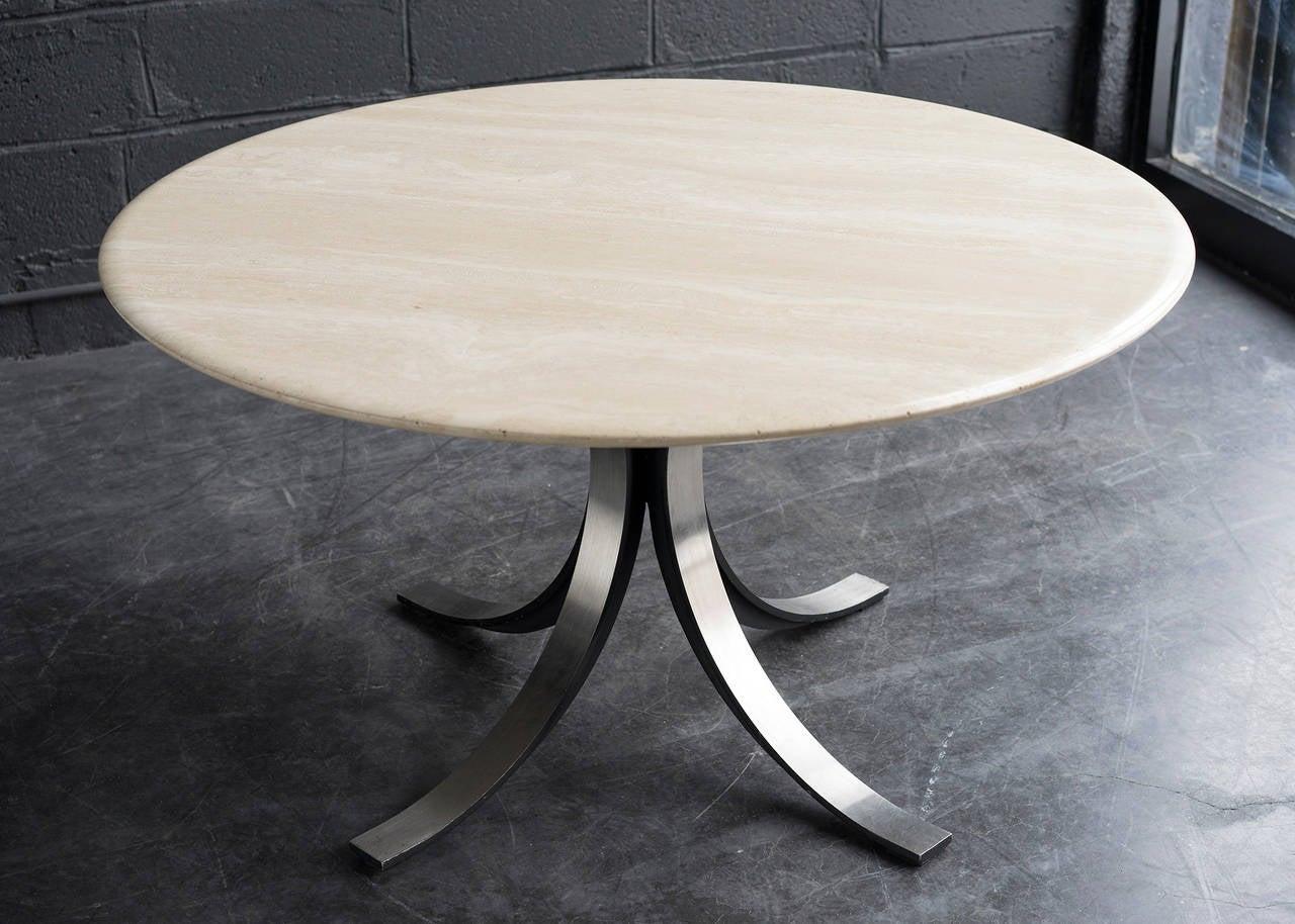 Italian Dining or Center Table by Osvaldo Borsani and Eugenio Gerli