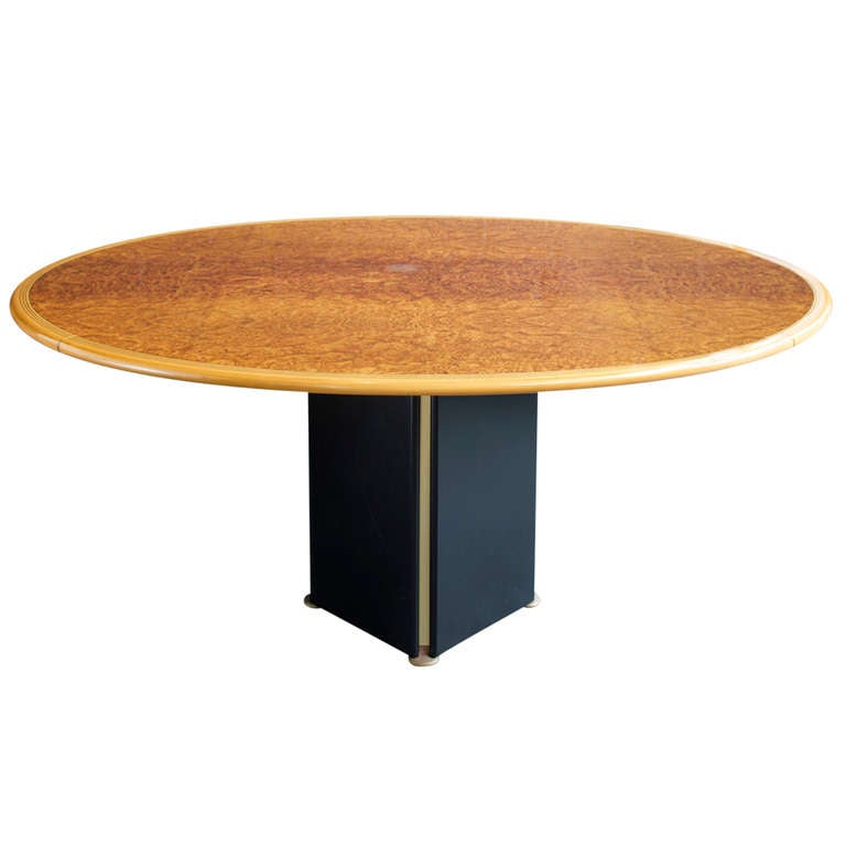 "Afra & Tobia Scarpa ""Artona"" Dining Table For Sale"
