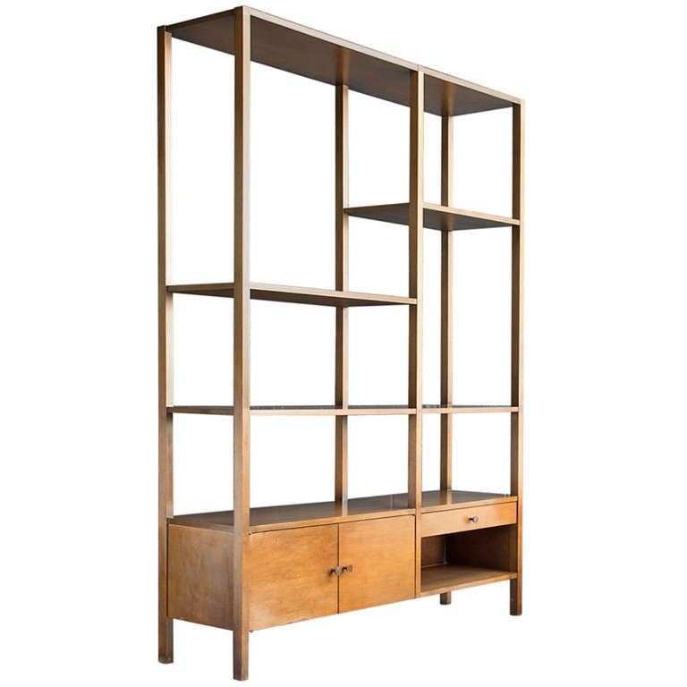 Paul Mccobb Etagere Or Room Divider At 1stdibs