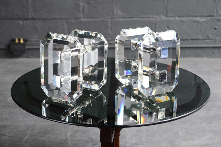 Chanel Crystal Door Knobs At 1stdibs