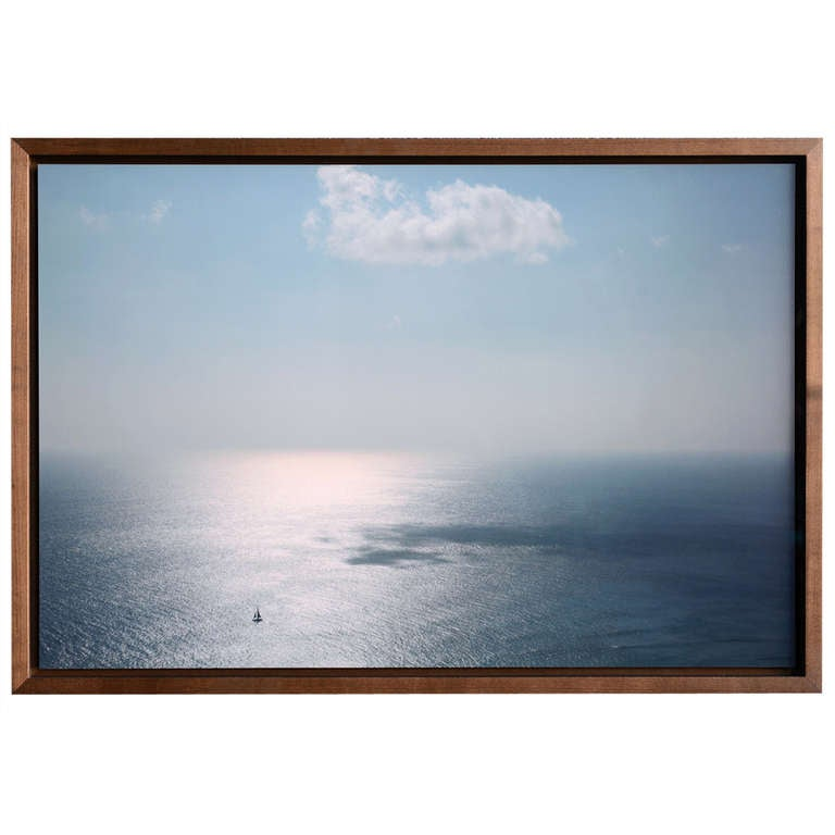 Untitled Seascape by Michael Van Horne For Sale