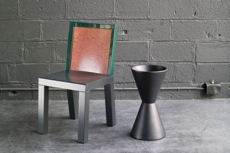 Post-Modern Chair by Ettore Sottsass and Marco Zanini For Sale