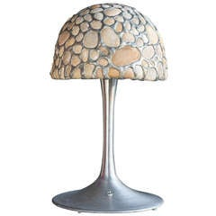Dome-of-Stones Table Lamp