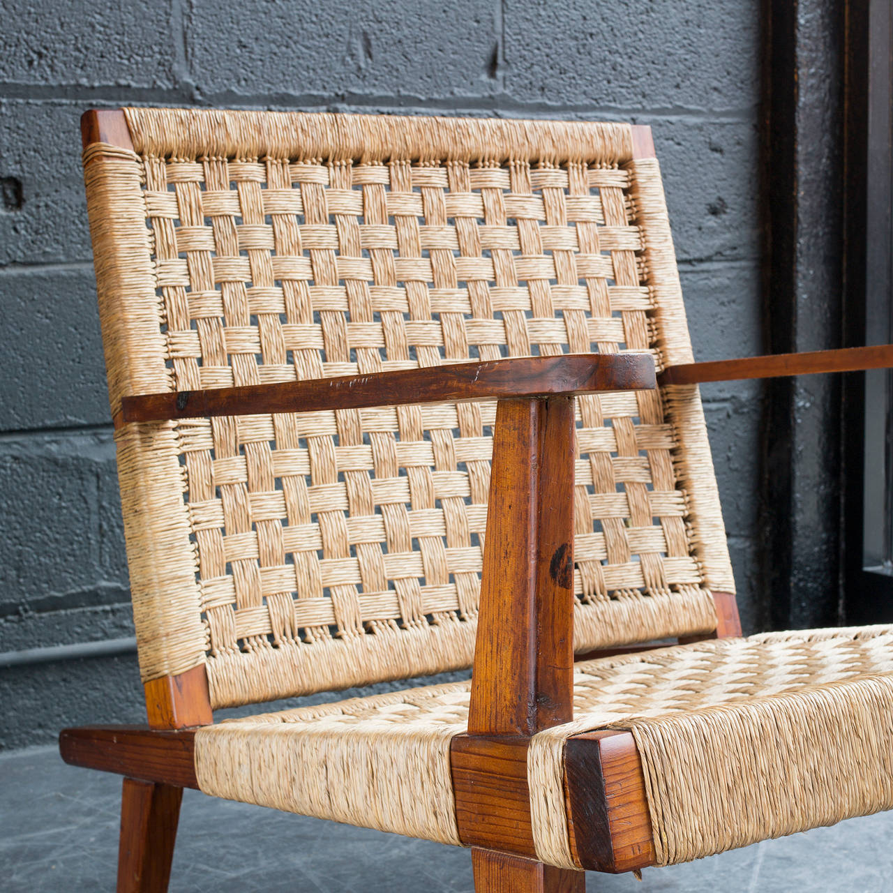 Mexican Clara Porset Lounge Chairs For Sale