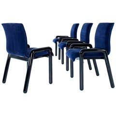 Dining Chairs by i4 Mariani for Pace Collection