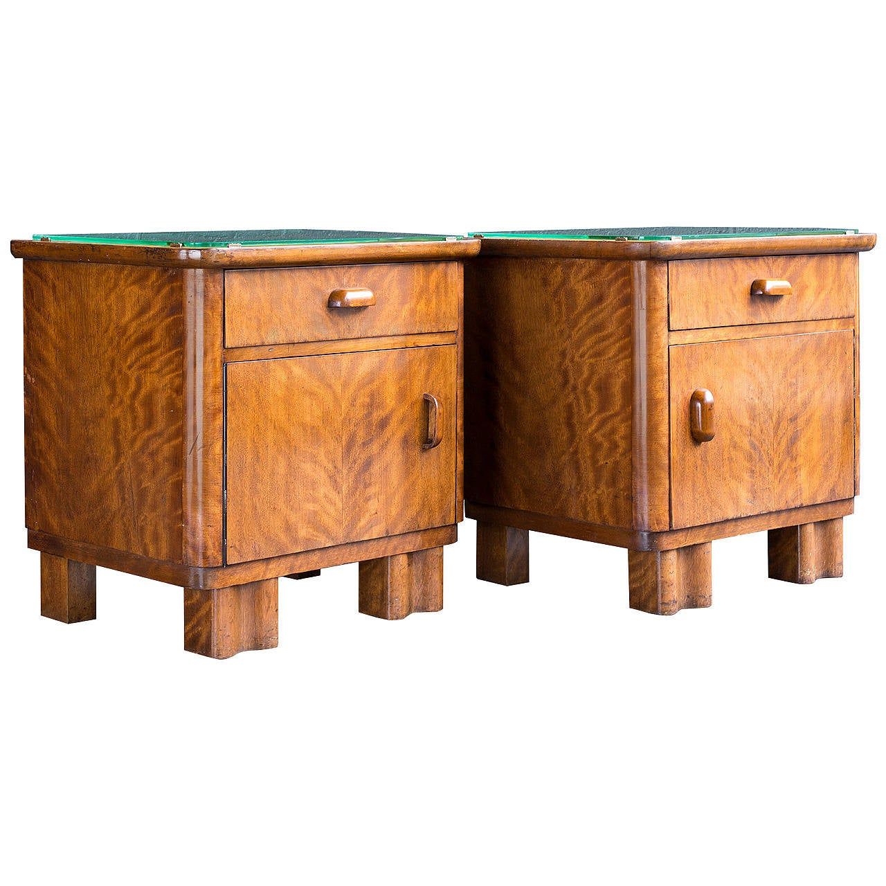 Art Deco Nightstands For Sale At 1stdibs