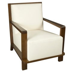 Gallery Armchair Based on Jean Royere