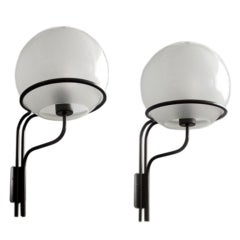 Pair of Sconces 'Model #256' by Ico Parisi for Arteluce