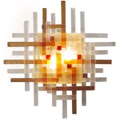"""Tauru"" Wall or Ceiling Light by Poliarte"