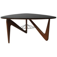 Rare Louis Sognot Low Table