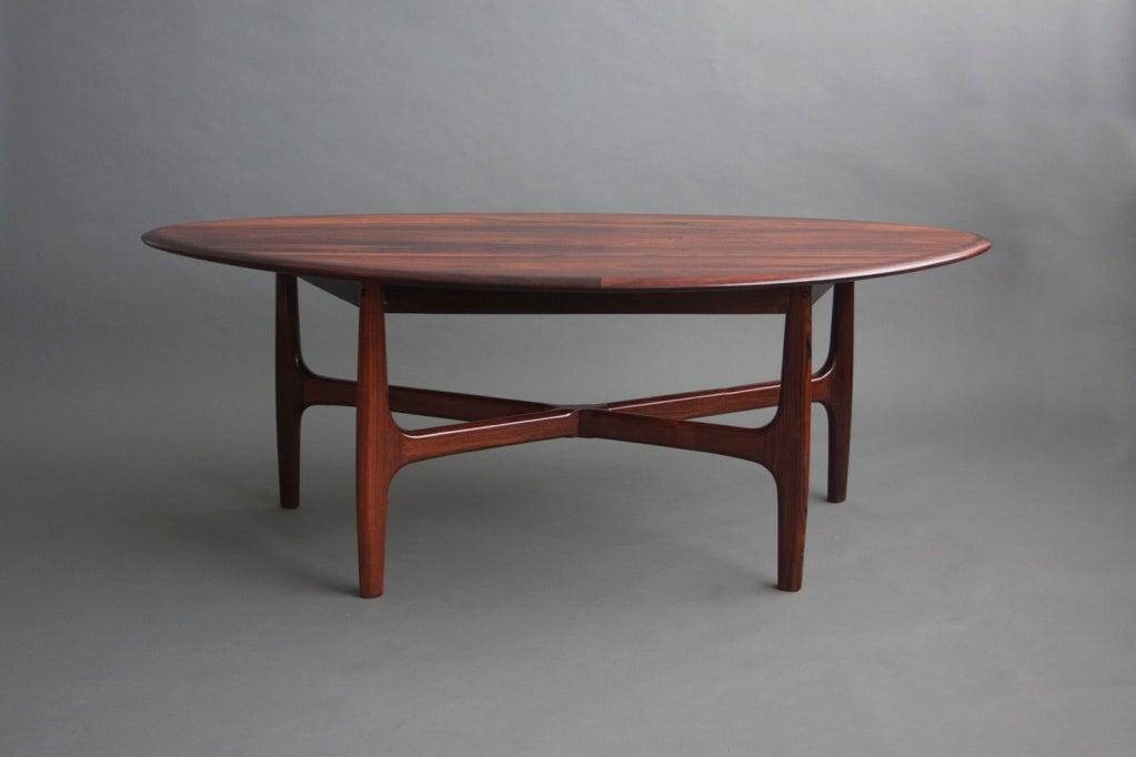 Danish Coffee Table 2 - Danish Coffee Table At 1stdibs