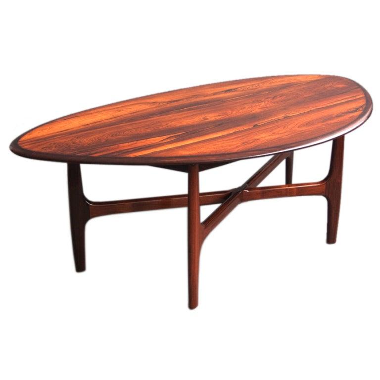 danish coffee table at 1stdibs