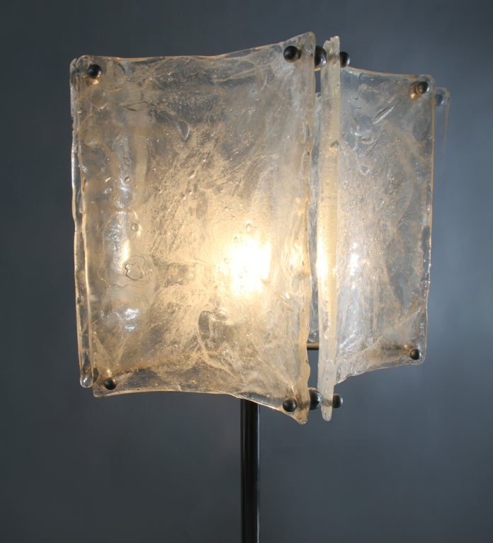 Modern Floor Lamp by Poliarte For Sale