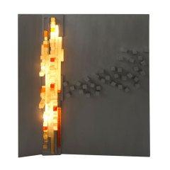 """""""Luce Nello Spazio"""" Wall Light by Poliarte"""