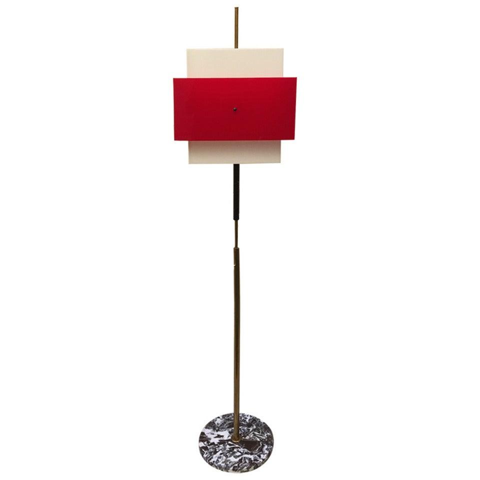 Floor Lamp Designed by Stilux Milano