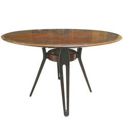 Splendid Table Designed Attributed to Vito Latis