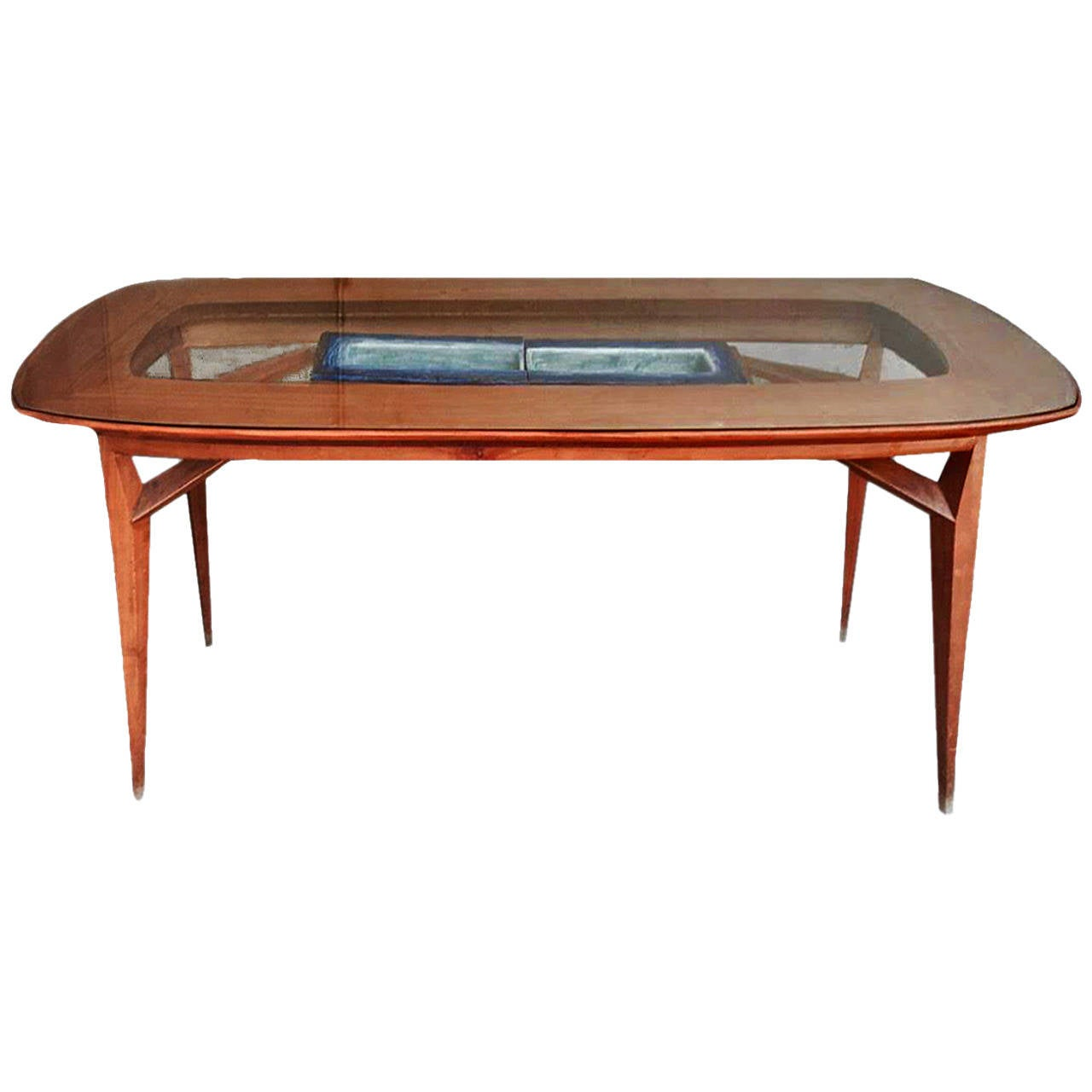 Beautiful dining table design vittorio dassi 1950 for for Beauty table for sale