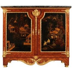 French 19th Century Louis XVI St. Meuble à Hauteur d'Appui