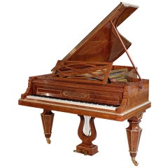 French Mid 19th Century Louis XVI Style Concert Grand Piano