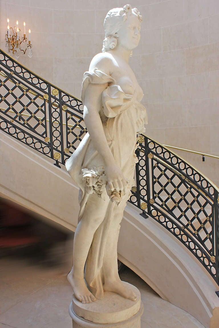 Lady Bride Classical Carrara Marble 2