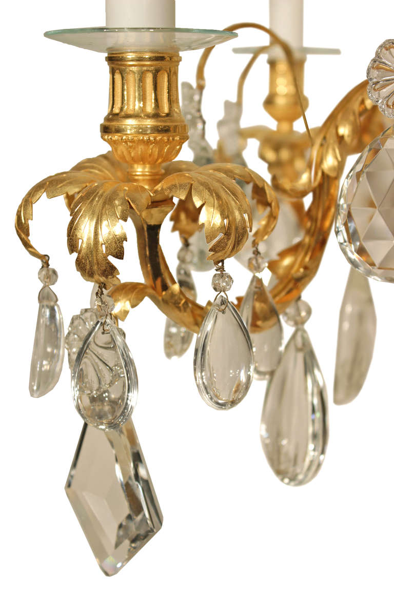 French Mid 19th Century Louis Xvi Style Ormolu And