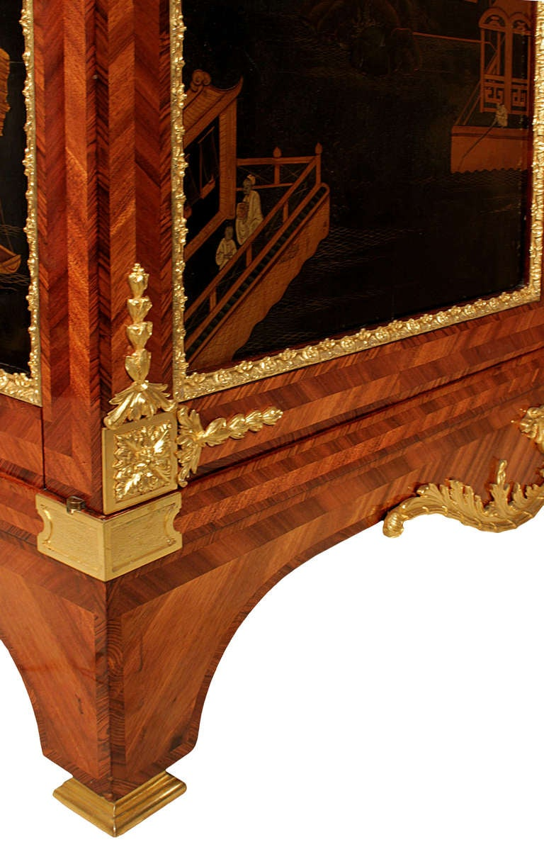 French 19th century louis xvi st meuble hauteur d appui for Meuble for french furniture