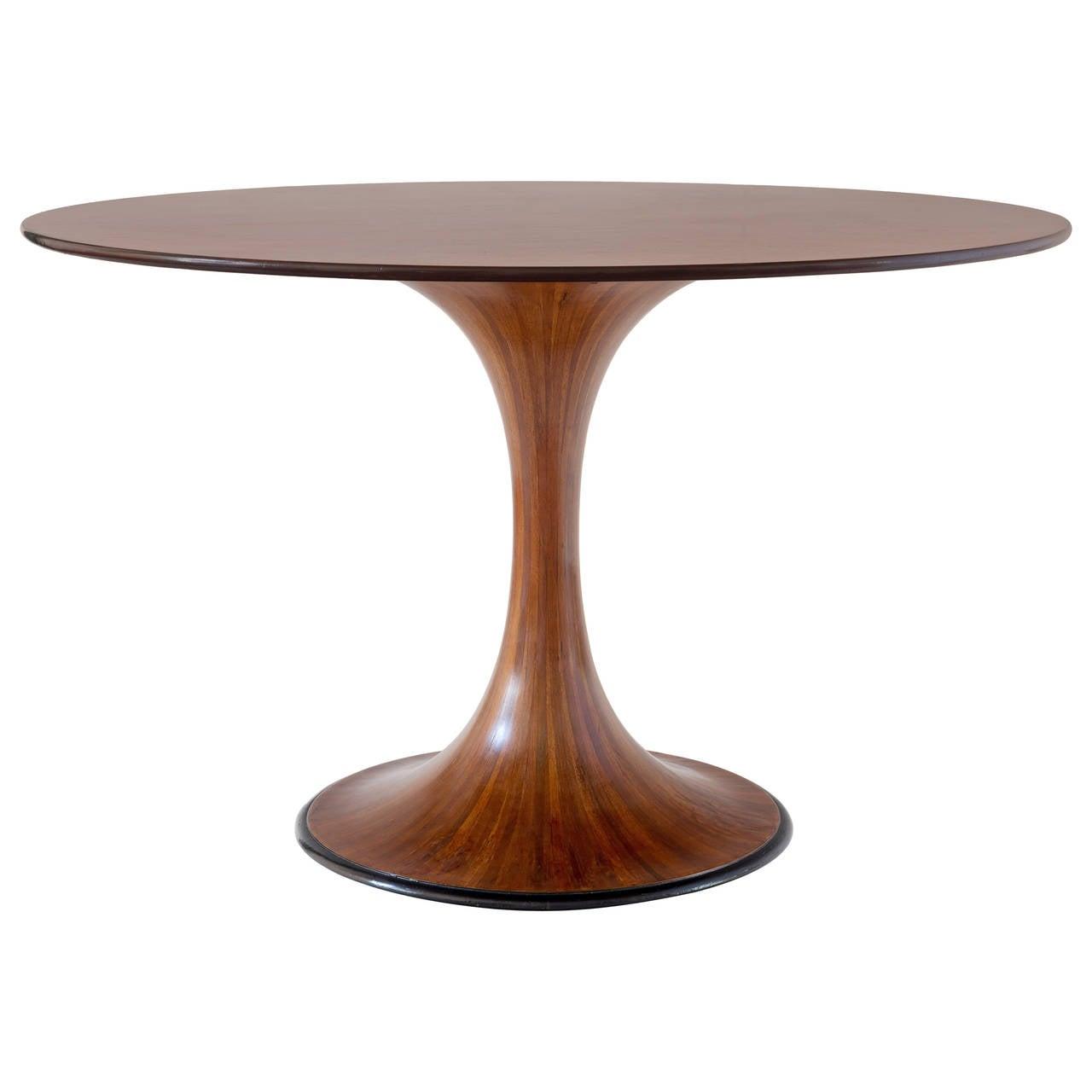 This Luigi Massoni Clessidra Pedestal Dining Table1959 Is No Longer